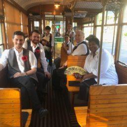 Des drames dans le tram… en anglais aussi !