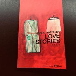 Les drôles de Love Stories de Vincent Kappeler