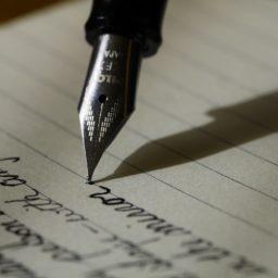 Lexique autobiographique : deux textes, deux êtres