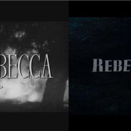 Rebecca (1/2) : où l'ombre de l'une plane sur l'autre…