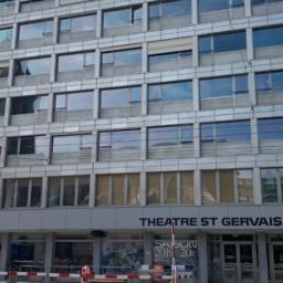 Derrière le rideau #6 : Théâtre Saint-Gervais
