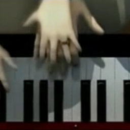 The piano – émotion à l'état brut