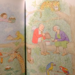 Eine Tea-Time im Jenseits mit My Henry von Judith Kerr  / My Henry : Un thé comme clé du paradis