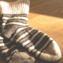 L'écriture qui pousse #7 : Les chaussettes mouillées